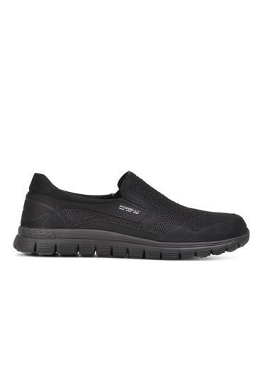 Forelli Forelli 45814-G Siyah Günlük Ayakkabı Siyah